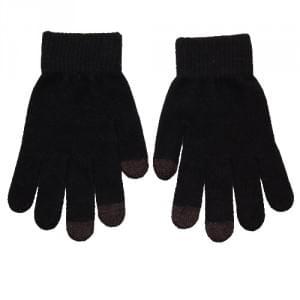 Universal Touchscreen Handschuhe - Größe: S bis M - Schwarz