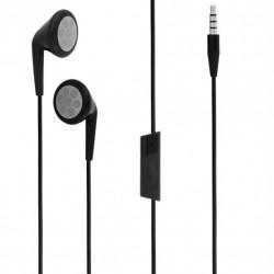 Original BlackBerry HDW-24529-001 Stereo Headset 3.5mm Schwarz
