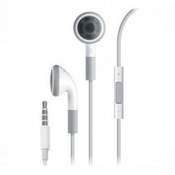 Original Apple - MB770G/A - Stereo Headset mit Remote - iPhone, iPod, iPad - Weiß