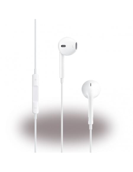 Apple - MD827ZM/A - EarPods/ Headset + Remote + Micro - iPhone, iPod, iPad - Weiß