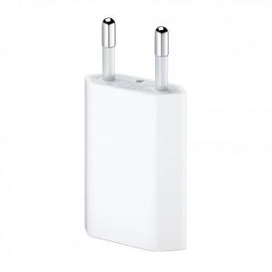 Original Apple MD813ZM/A USB 5W Ladegerät / Netzteil Adapter Weiß