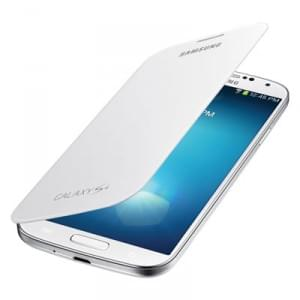 Samsung - EF-FI950BW - Book Tasche/Hülle/Case - i9500 Galaxy S4 - Polar Weiß