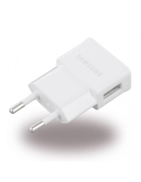 Samsung- ETAOU81EWE - Netzteil/Ladekabel/Ladegerät - Micro USB - Weiß - 1000mA