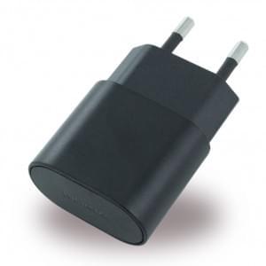 Original Nokia USB Ladegerät / Adapter mit 1300mA - Schwarz