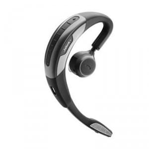 Jabra - Motion - Bluetooth Headset - Universal > Schwarz