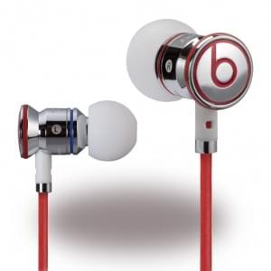 Monster - iBeats - Beats by Dr.Dre - Stereo Headset - 3,5mm Anschluss - Weiß
