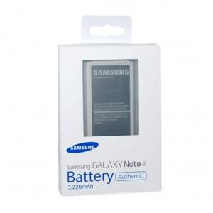 Original Samsung - EB-BN910BBEG - Li-Ion Akku - N910F Galaxy Note 4 - 3220mAh