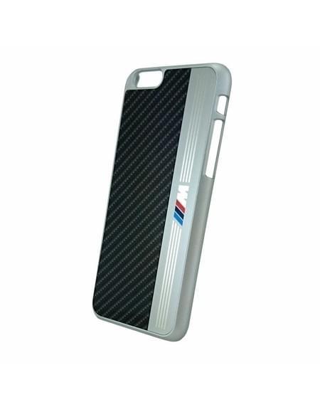Original BMW - M Aluminium Collection - Hart Cover/Case/Schutzhülle - Apple iPhone 6 - Schwarz