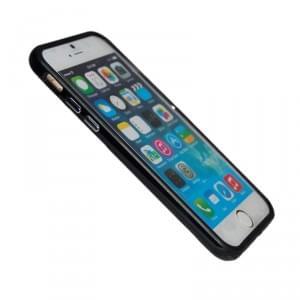 TPU Bumper/Schutzhülle - Apple iPhone 6 - Schwarz