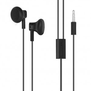 Nokia - WH-109 - Stereo Headset - 3,5mm Anschluss > Schwarz