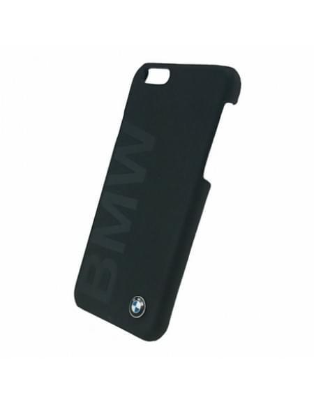 BMW - Signature Debossed Logo Collection - Hart Cover/Case/Schutzhülle - Apple iPhone 6 Plus - Schwarz