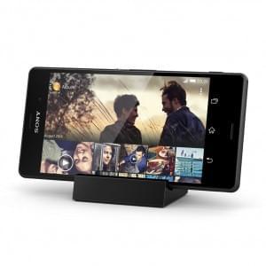 Sony - DK48 - Dockingstation - Sony Xperia Z3 - Schwarz