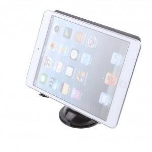 Allzweck / Tisch / KFZ / Smartphone Halterung - Schwarz