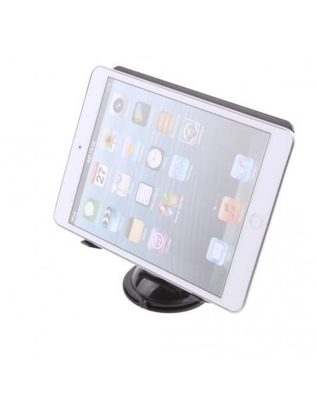 Allzweck/Tisch/KFZ/ Smartphone Halterung - Schwarz