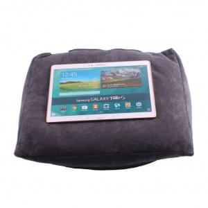 Sarma Pad - Tablet Kissen / Pillow / Unterlage - Tablet PC und Apple iPad - Grau