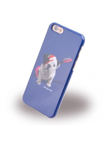 Teo Jasmin - TJSTARDUSTCOVIP6 - Teo Stardust - Hard Cover / Case / Schutzhülle - Apple iPhone 6 - Blau