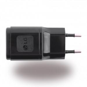 Original LG Ladegerät / Netzteil MCS-04ER USB Schwarz