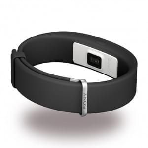 Sony SWR12 Smartband / Fitness Armband - Bluetooth / NFC - ab Android 4.4, IOS 8.2 - Schwarz