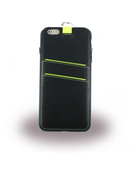 Baseus LRAPIPH6SP-01 Lange - Hard Cover/ Handyhülle - Apple iPhone 6 Plus, 6s Plus - Schwarz