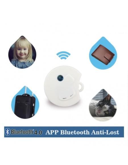 Anti-Lost - Schlüsselfinder / Key Finder - Bluetooth 4.0 - Weiss