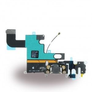 Ersatzteil - System Connector + Audio Flex Kabel für Apple iPhone 6 - Weiss