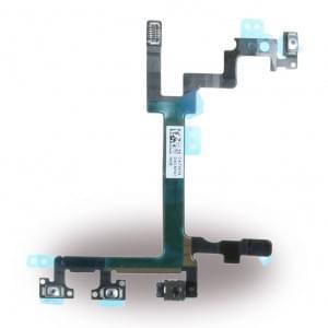 Ersatzteil - Flexkabel Ein-Ausschalt Modul + Lautstärke für Apple iPhone 5