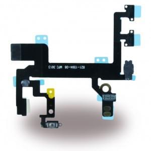 Ersatzteil - Flexkabel Ein-Ausschalt Modul + Lautstärke + Mikrofon für Apple iPhone 5S