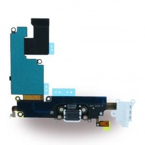Ersatzteil - System Connector + Audio Flex Kabel für Apple iPhone 6 Plus - Weiss
