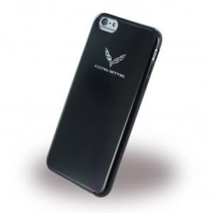Corvette - COBUP6BL - TPU Case / Silikon Cover / Schutzhülle - Apple iPhone 6, 6s - Schwarz
