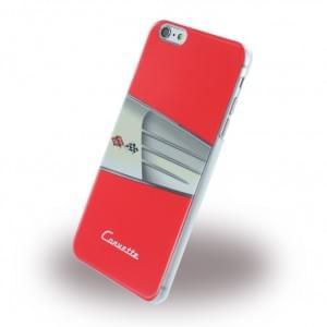 Corvette - COHCP6WIRE - C1 Classic - Hard Cover / Case / Schutzhülle - Apple iPhone 6, 6s - Rot