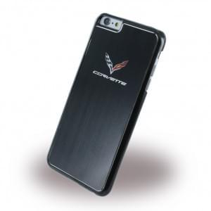 Corvette - COHCP6LANBL - Metallic Painting - Hard Cover / Case / Schutzhülle - Apple iPhone 6 Plus, 6s Plus - Schwarz