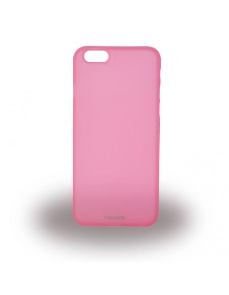 nevox Style Shell Air Handy Cover / Silikon Case / Schutzhülle Apple iPhone 6 / 6S Pink