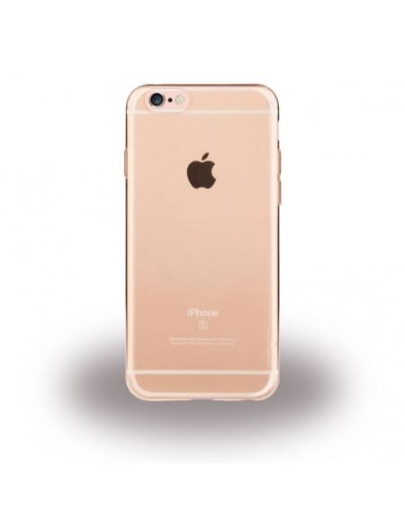Baseus ARAPIPH6S-PC04 Pure Case TPU Cover Case Schutzhülle Apple iPhone 6, 6s Pink Gold