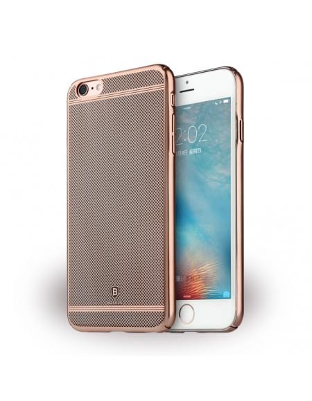 Baseus - WIAPIPH6S-GL0R Glory Case - Handyhülle / Hardcover - Apple iPhone 6, 6s - Rose Gold