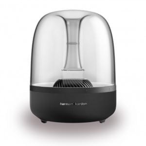 Harman Kardon Aura Studio Bluetooth Lautsprecher System Schwarz
