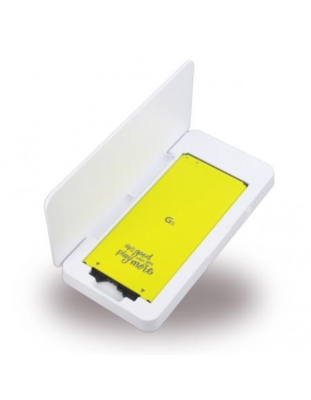 LG Electronics - BCK 5100 - Hybrid Ladegerät / Akku Ladestation - G5 - Weiss