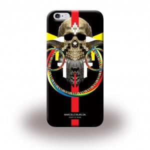 Marcelo Burlon - Batavia M6BATAVIA - Hardcover / Hard Case - Apple iPhone 6, 6s