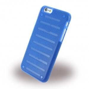 i-Paint - Metal Case - Hardcover / Handyhülle - Apple iPhone 6, 6s - Blau
