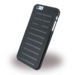 i-Paint - Metal Case - Hardcover / Handyhülle - Apple iPhone 6 Plus, 6s Plus - Schwarz
