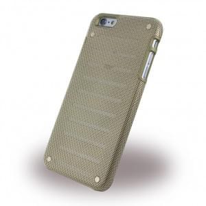 i-Paint - Metal Case - Hardcover / Handyhülle - Apple iPhone 6 Plus, 6s Plus - Gold