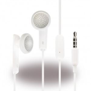 Original Huawei - AM110 - In-Ear Stereo Headset - 3,5mm Anschluss - Weiss