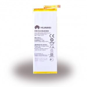 Original Huawei HB3543B4EBW Lithium Polymer Akku für Ascend P7 - 2530mAh