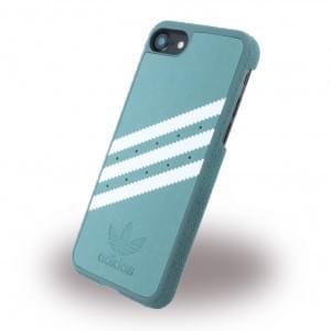 Adidas - Originals Moulded - Hardcover / Handyhülle / Schutzhülle - Apple iPhone 7 - Grün/Weiss