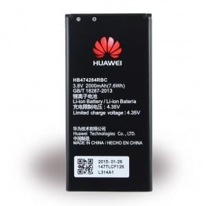 Original Huawei HB474284RBC Lithium-Ionen Akku für Ascend Y550, Ascend G620s, Y635 - 2000mAh