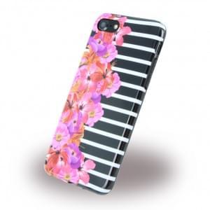 Benjamins Silikon Cover / Schutzhülle - Apple iPhone 7 / 8  - Flower