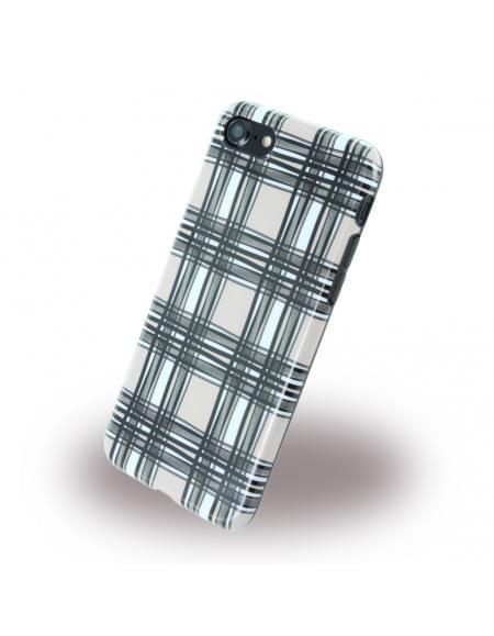 Benjamins - BJ7TRTN - Silikon Cover / Schutzhülle - Apple iPhone 7 - Tartan