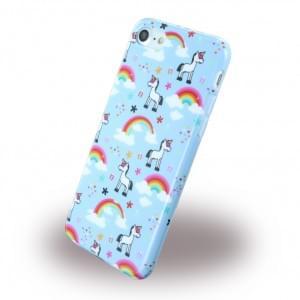 Benjamins Silikon Cover / Schutzhülle - Apple iPhone 7 / 8 - Unicorn