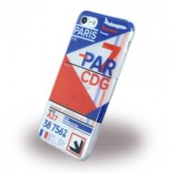 Benjamins AirPort CDG (Paris) - Silikon Cover / Schutzhülle - Apple iPhone 7 / 8