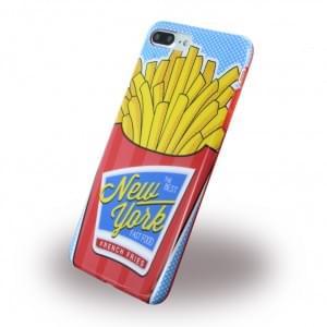 Benjamins Silikon Cover / Schutzhülle - Apple iPhone 8 Plus / 7 Plus - French Fries