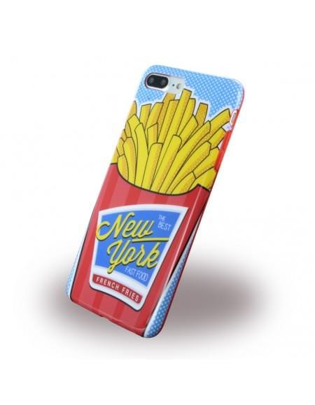 Benjamins - BJ7PPOPFRIES - Silikon Cover / Schutzhülle - Apple iPhone 7 Plus - French Fries